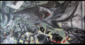 business sharks by saprophilous