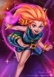 Zoe League of legends Fan Art