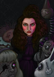 Lorde for Illustration