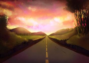 Traveling Landscapes 1