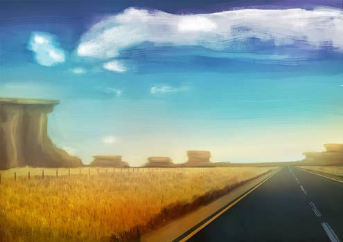 Traveling Landscapes 2