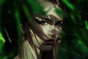 Sylvia by thomasbignon