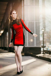 Star Trek Dress by TheLadyNerd2