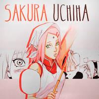 Uchiha Sakura by SakuraDz