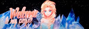 Frozen by SakuraDz