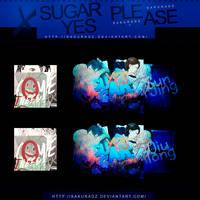 Sugar Yes Please / Sweet Moment by SakuraDz