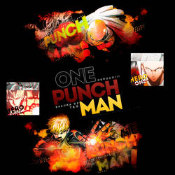ONE PUNCH MAN! by SakuraDz