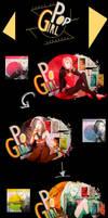 NARUTO | G I R L S | by SakuraDz
