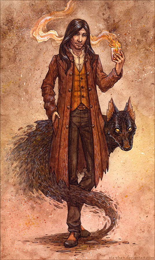Sirius Black by Sia-chan