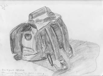 Computer Bag by Ramani-Rayne