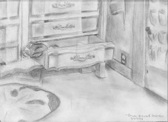 Corner of My Room by Ramani-Rayne