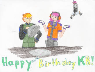 KB 3rd Birthday Fanart