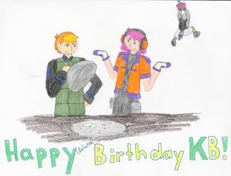 KB 3rd Birthday Fanart by Ramani-Rayne