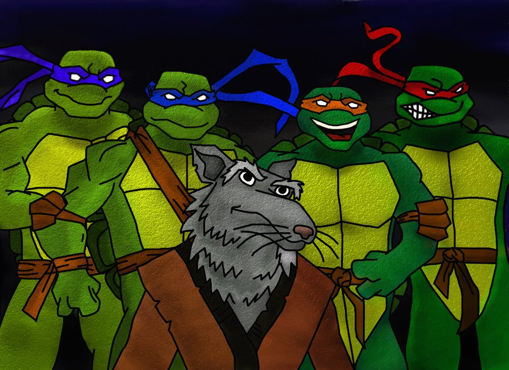 Скачать Игру Через Торрент Teenage Mutant Ninja Turtles 2003 - фото 11