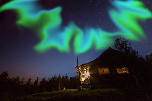 Northern Lights by Insanityatbest