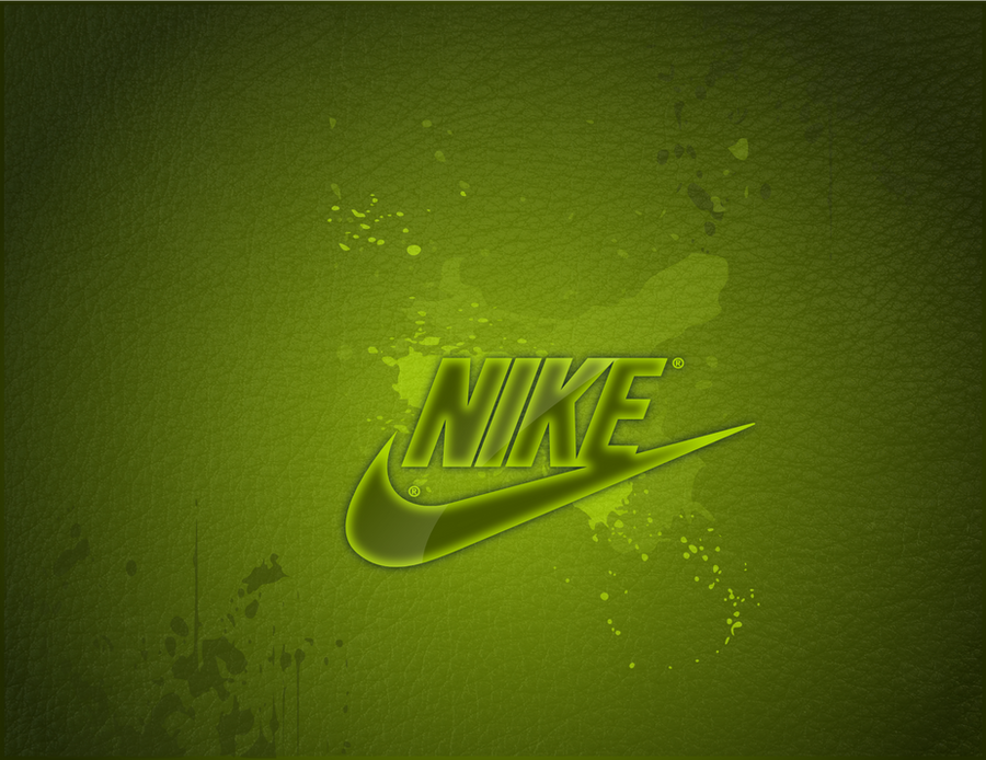 Nike Green And Yellow Running Shoes