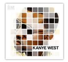 Kanye West Squared by bmgreatness