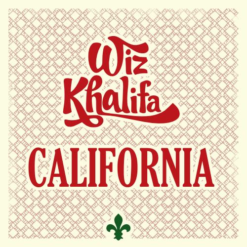 Wiz Khalifa California by bmgreatness