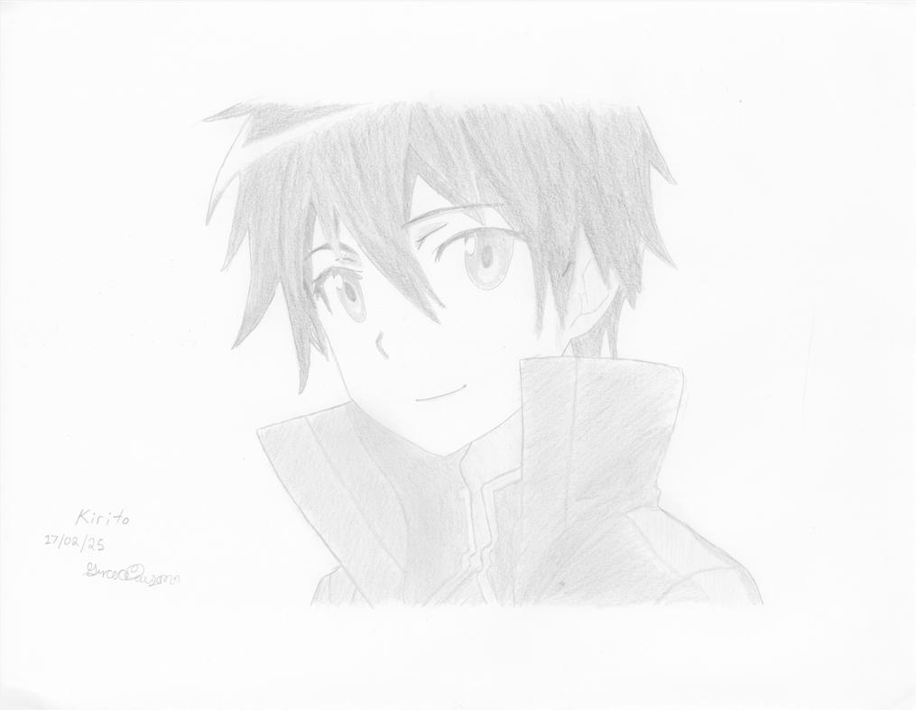 Kirito by Riverfox4120