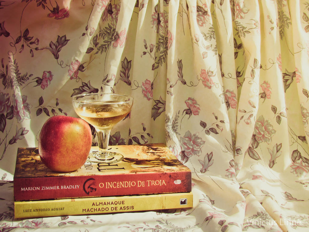 Eat, drink, read... by velline