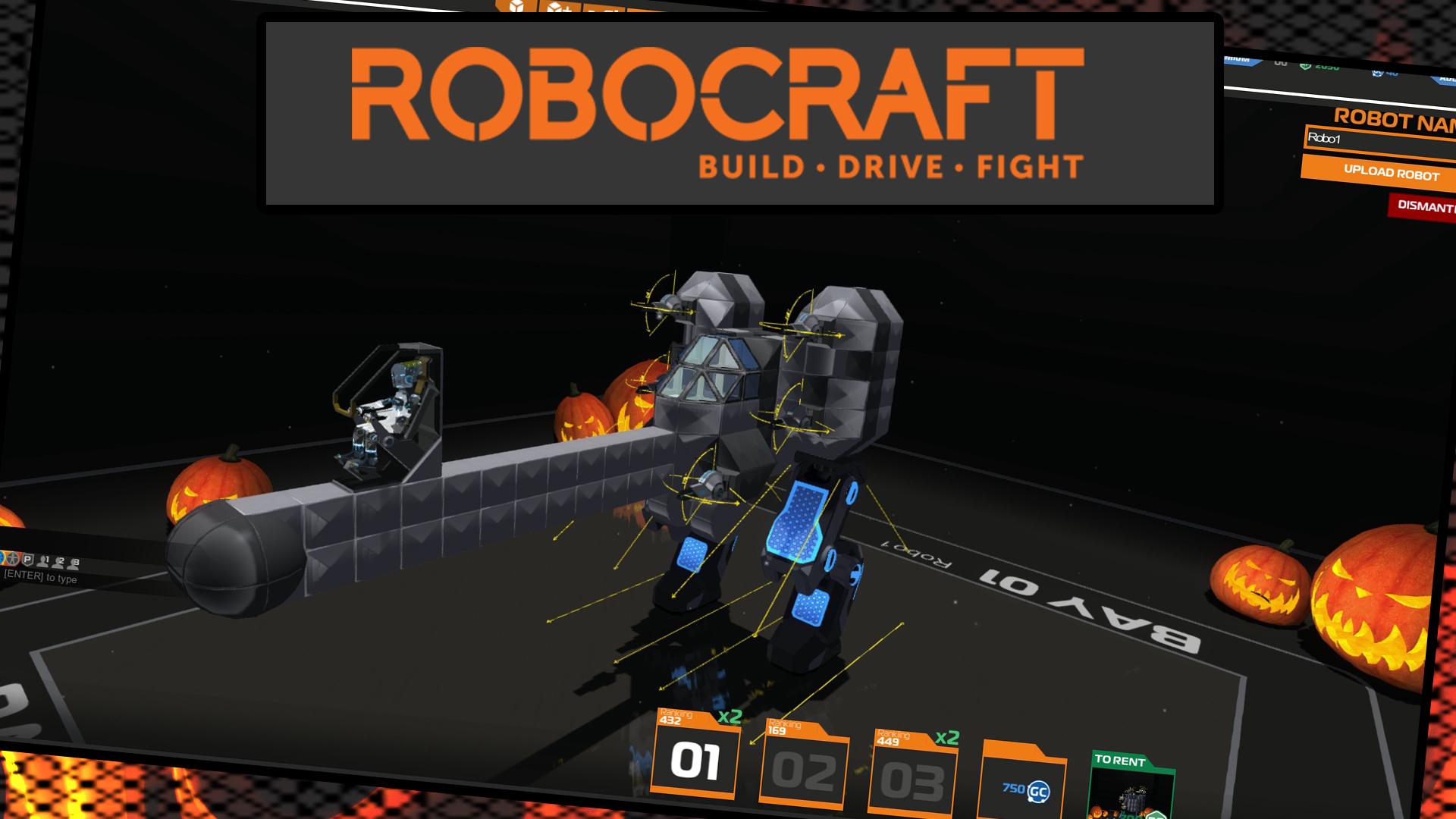 Robocraft Icon by osflipper09 on DeviantArt