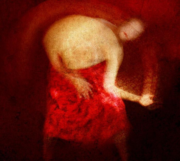 shaman by ANTONINA-art