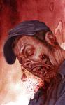 Slack-Jaw Zombie