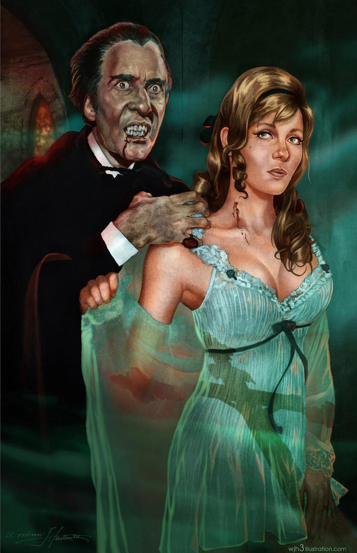 Dracula's Pitt by wjh3