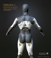 ROBOTO by moth3R