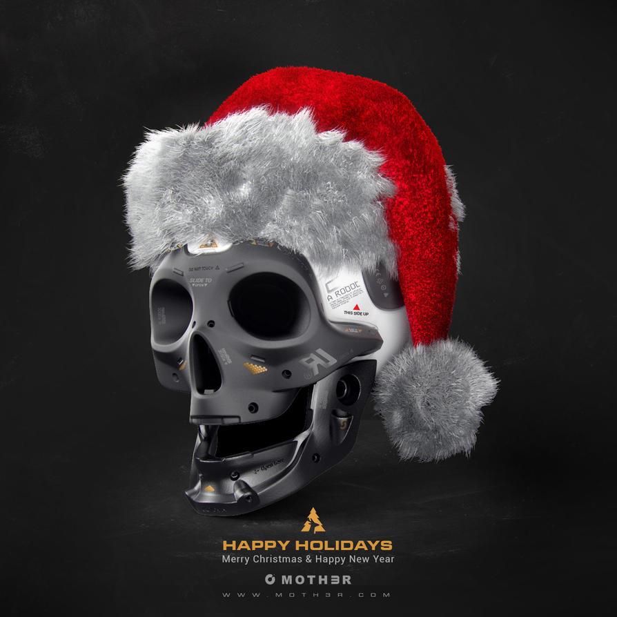 Happy Holidays by moth3R