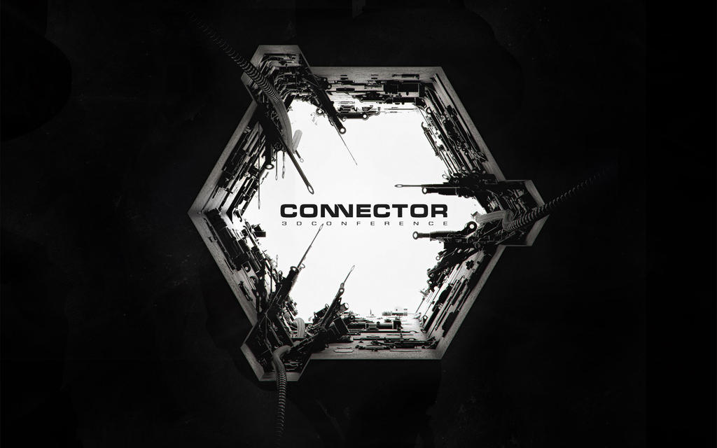 CONNECTOR3D by moth3R