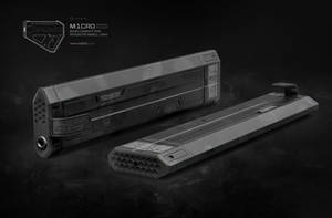 M1CRO Magazine / Barell system by moth3R