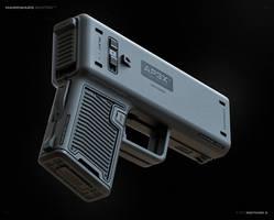 AP3X AUTO Pistol