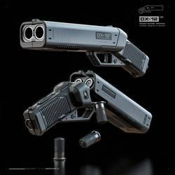 DX-12 'Dual render' by moth3R