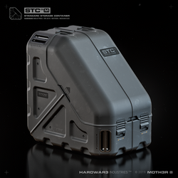 STC-Medium container by moth3R