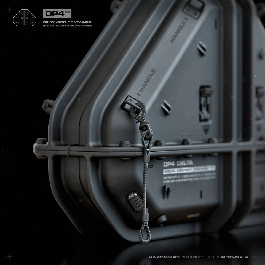 DP4 - Hook'n Loop by moth3R