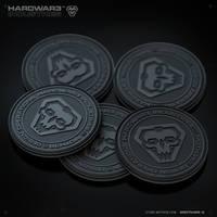 HARDWAR3 INDUSTRIES - PVC Patch