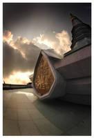 Highest Temple of Thailand by PasuraBunnag