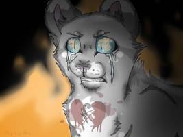 Ashfurs Revenge by Ally-cat-art