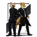 Dark Suits