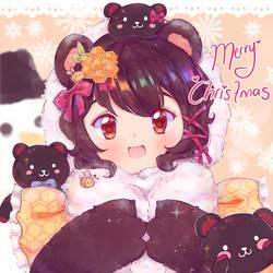 Merry Xmas from Toby