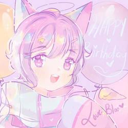 Happy Birthday Nako!