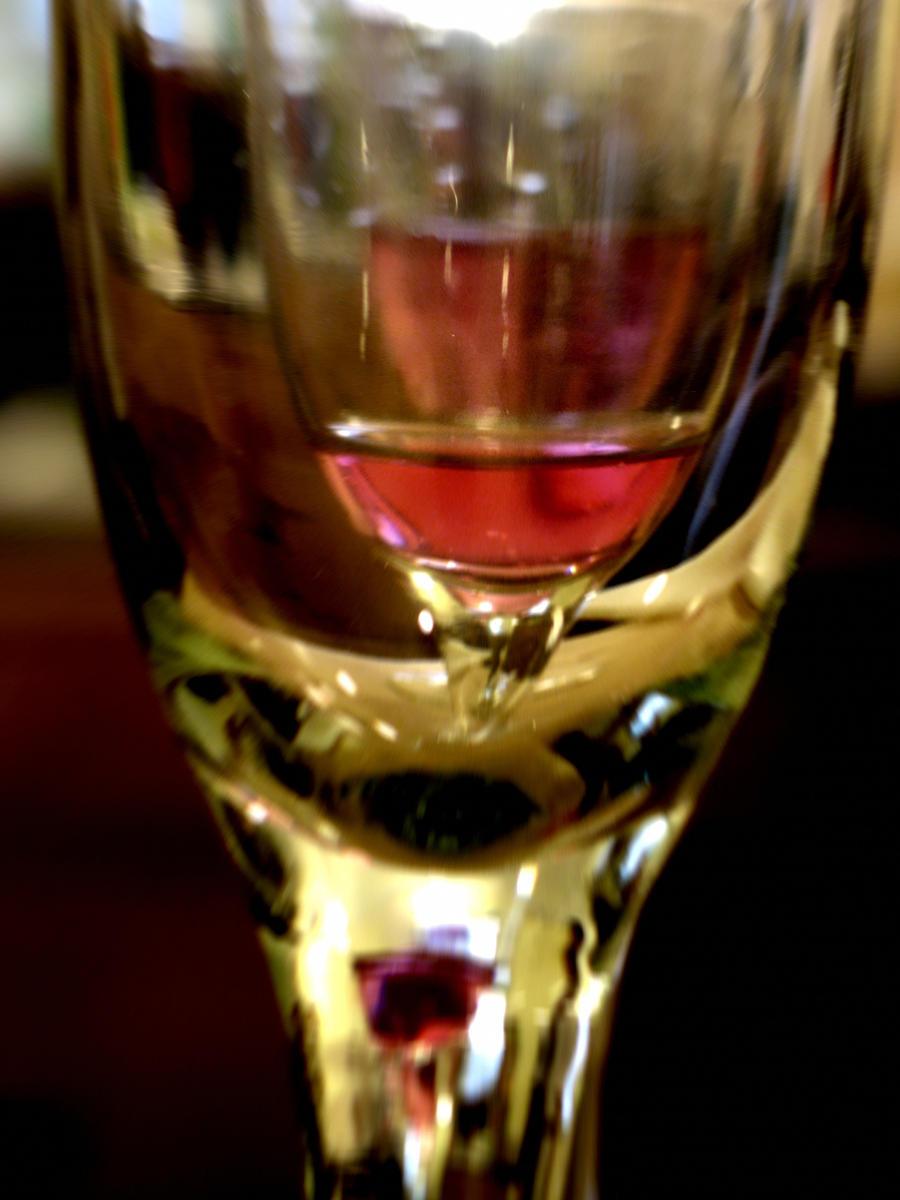 Wine in Glass - 2