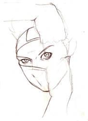 Kakashi sketch