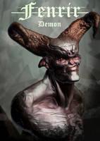 Demoniazzo 2 by Fenrir--the-2nd