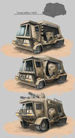 Military Vehicle by Fenrir--the-2nd