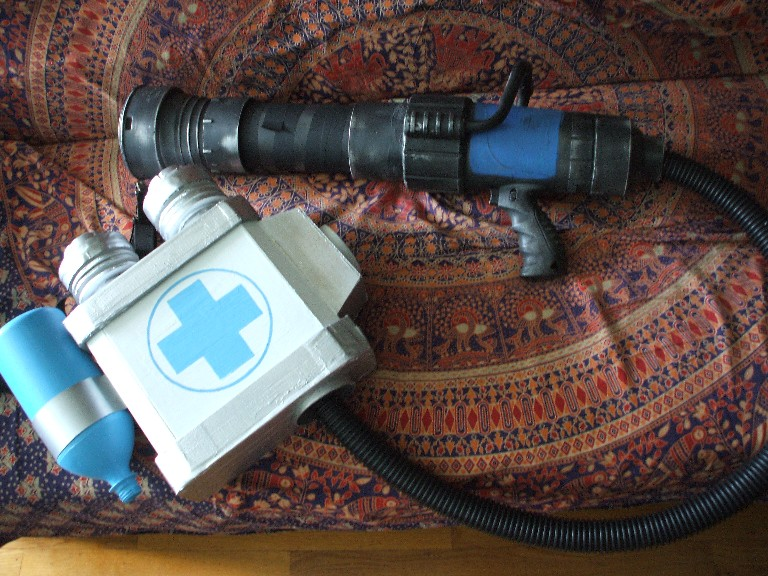 Medic Pack by SkyeBD