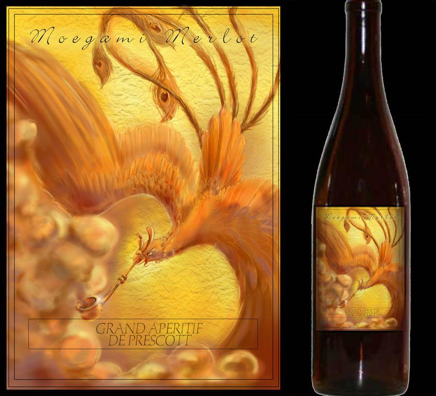 Moegami Wine
