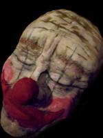 Clown W.I.P. by Evelius