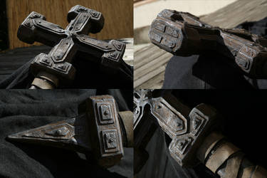 Iron Cross Details by Evelius